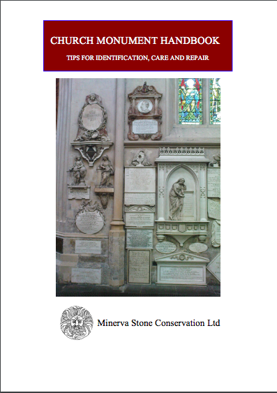 Church monument handbook