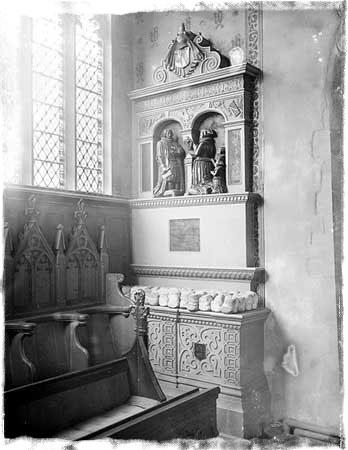 blacknells tomb