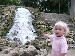 prior park cascade reconstructed