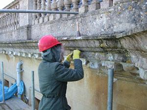 Minerva stone work