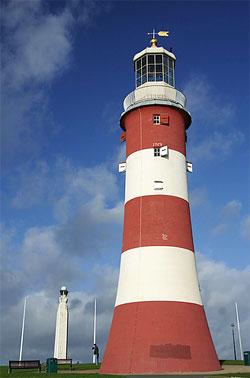 limewash on lighthouse